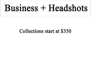 Headshots Pricing